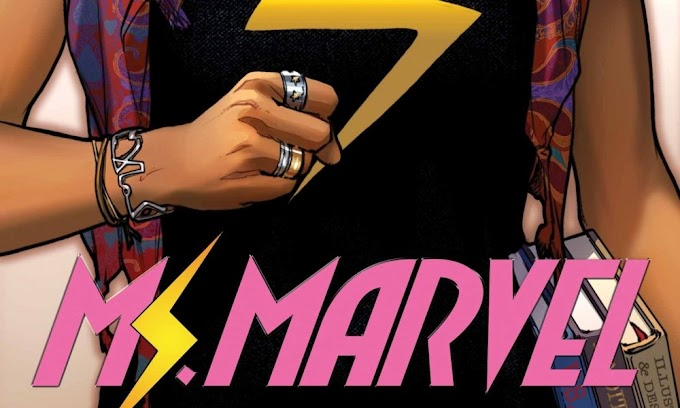 Resenha - Ms. Marvel: Nada Normal