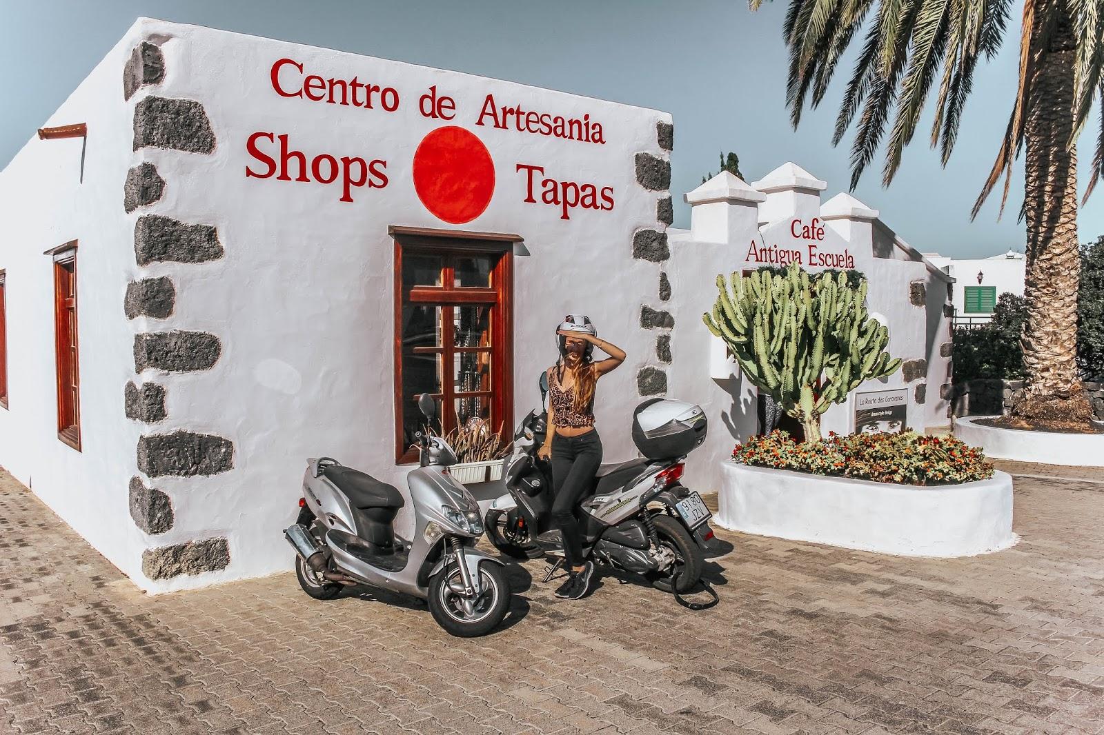 Lanzarote Cafe Antigua Escuela