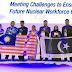 Sekolah Dari Kampung Ini Berjaya Harumkan Nama Malaysia Dalam Bidang Tenaga Nuklear Di Peringkat Dunia