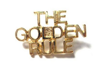 What is the Golden Rule?