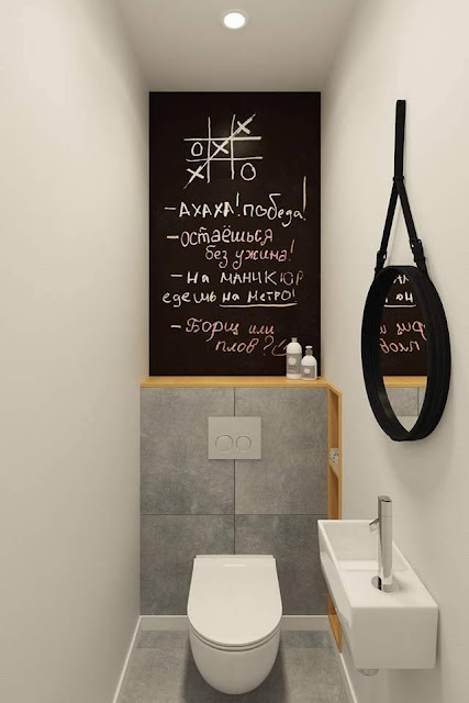 Dwell Of Decor 16 Amazing Ideas About Very Small Bathroom