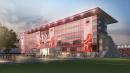 Nieuwe Antwerp tribune
