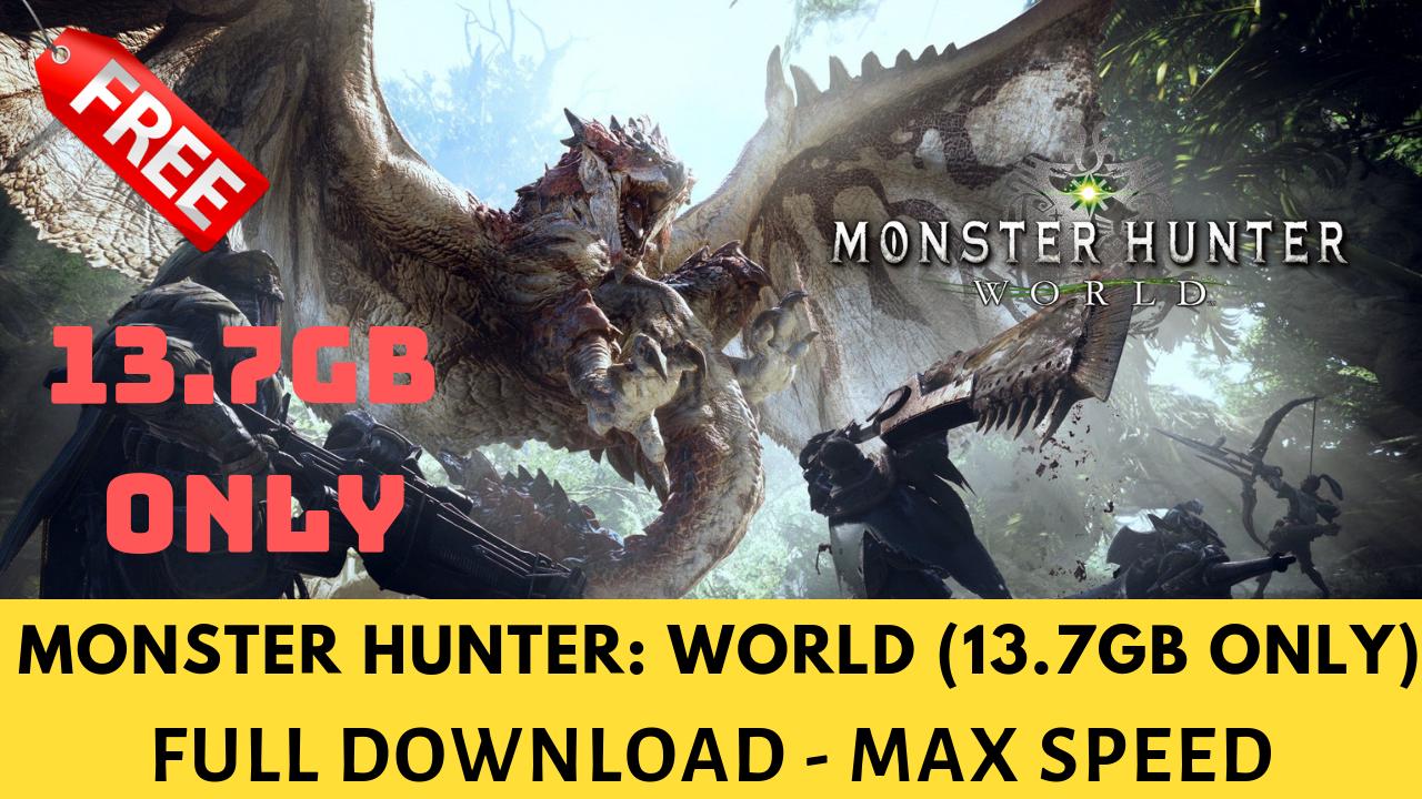 Góc Chia Sẻ: [Free Sharing] Monster Hunter: World V161254 FULL - 56