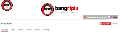 bangripiu channel youtube