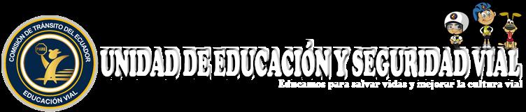 Unidad de Educación Vial - CTE