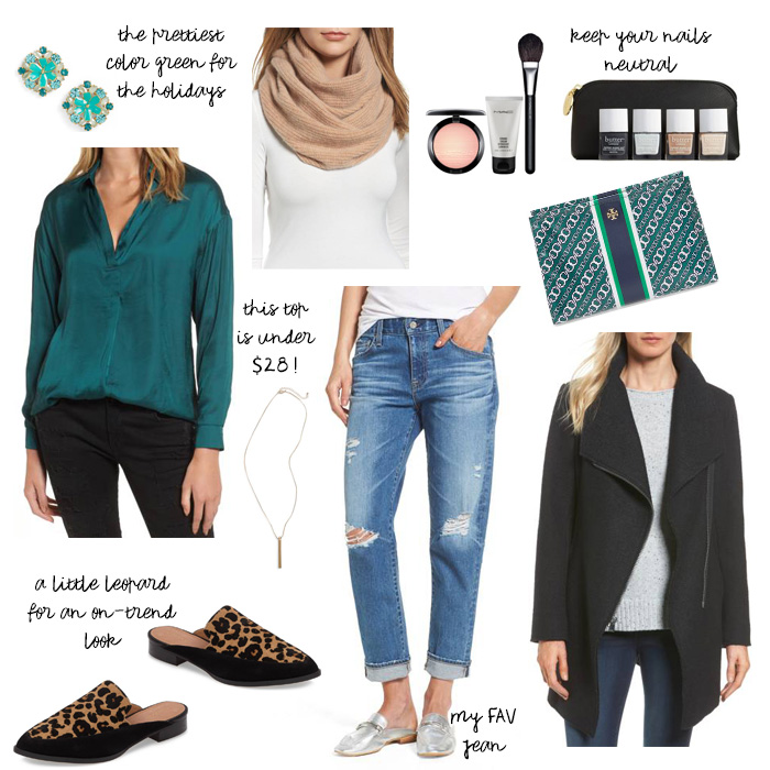 nordstrom fall sale holiday outfit