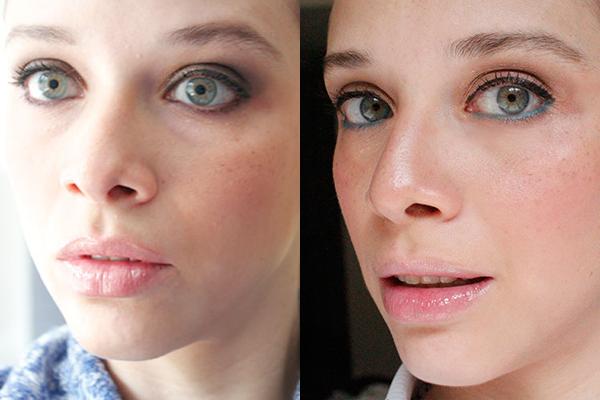 combinaciones sombras ojos