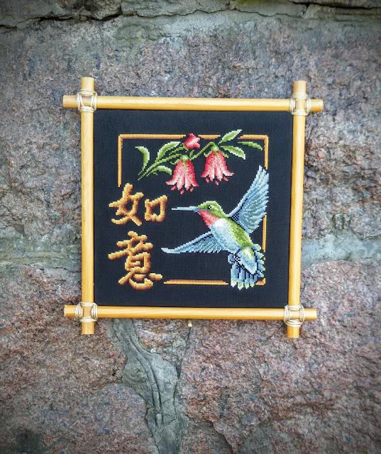 панна колибри иероглиф