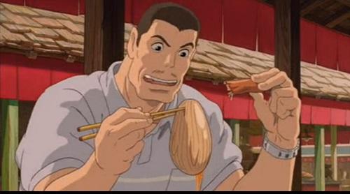 千尋 千 食べ物 と お父さん の 神隠し 「千尋のお父さんが食べていた物は何ですか?」 手紙出したらジブリから返事が来た!: