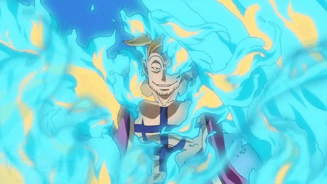 Marco adalah orang kepercayaan Shirohige