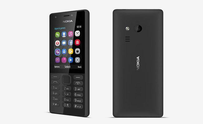 Ulasan Nokia 216 dari Microsoft