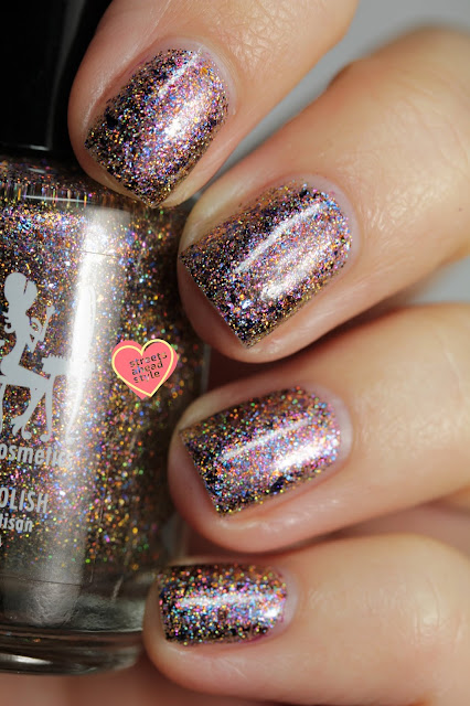 Girly Bits Turning a New Leaf swatch by Streets Ahead Style
