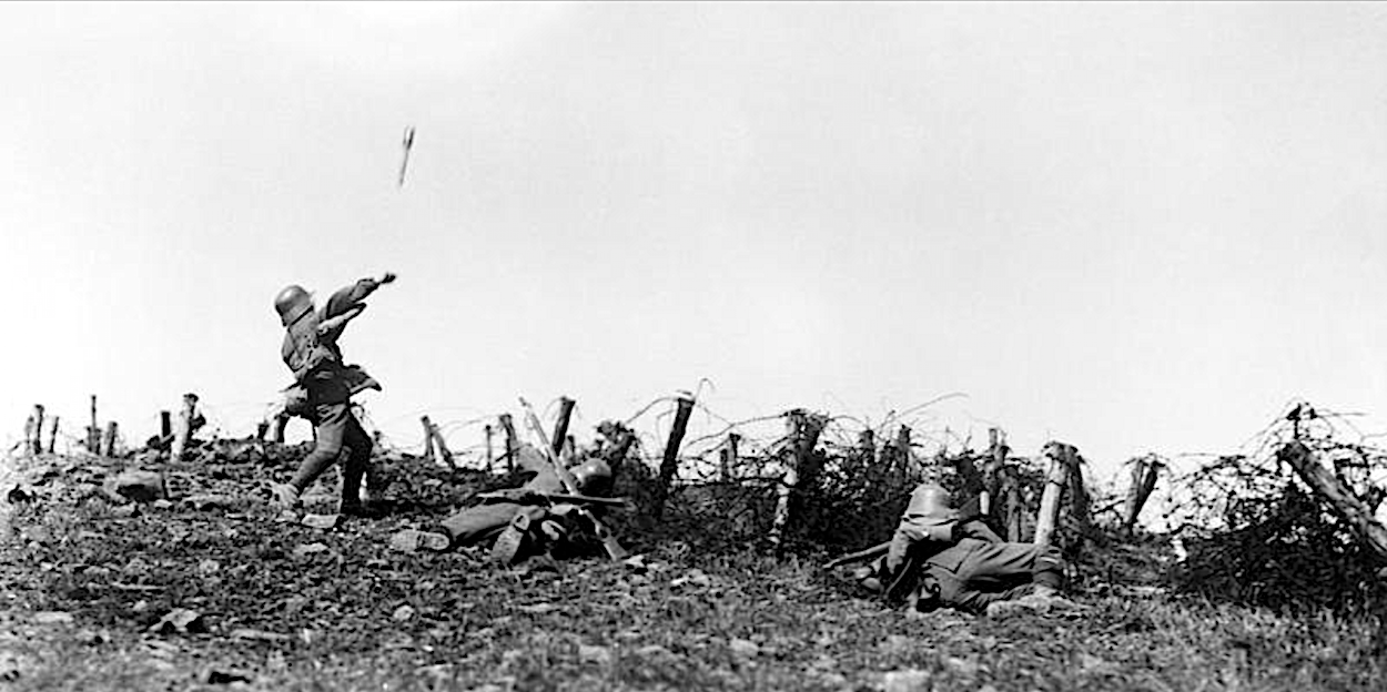 WW1 German Spring Offensive