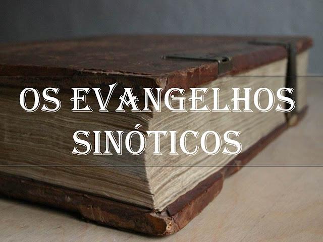 Os evangelhos sinóticos - resumo