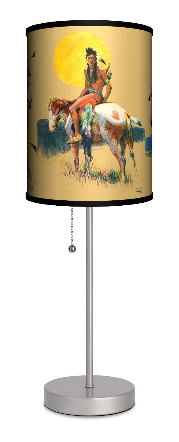 Total Fab: Southwestern Native American Lamps: Lighting ...