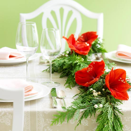 Modern Furniture Design: New Simple Christmas Centerpieces