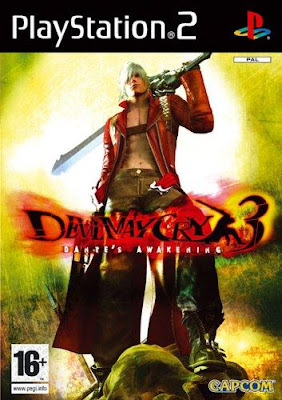 Devil May Cry 3 (PS2) 2007