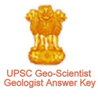 UPSC Geologist Exam Answer Keys