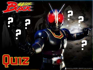 [QUIZ] Tebak-Tebakan Kamen Rider Black