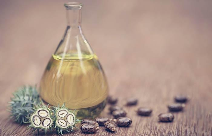 Hausgemachte Conditioner für lockiges Haar - Rizinusöl und Ei Conditioner sparen