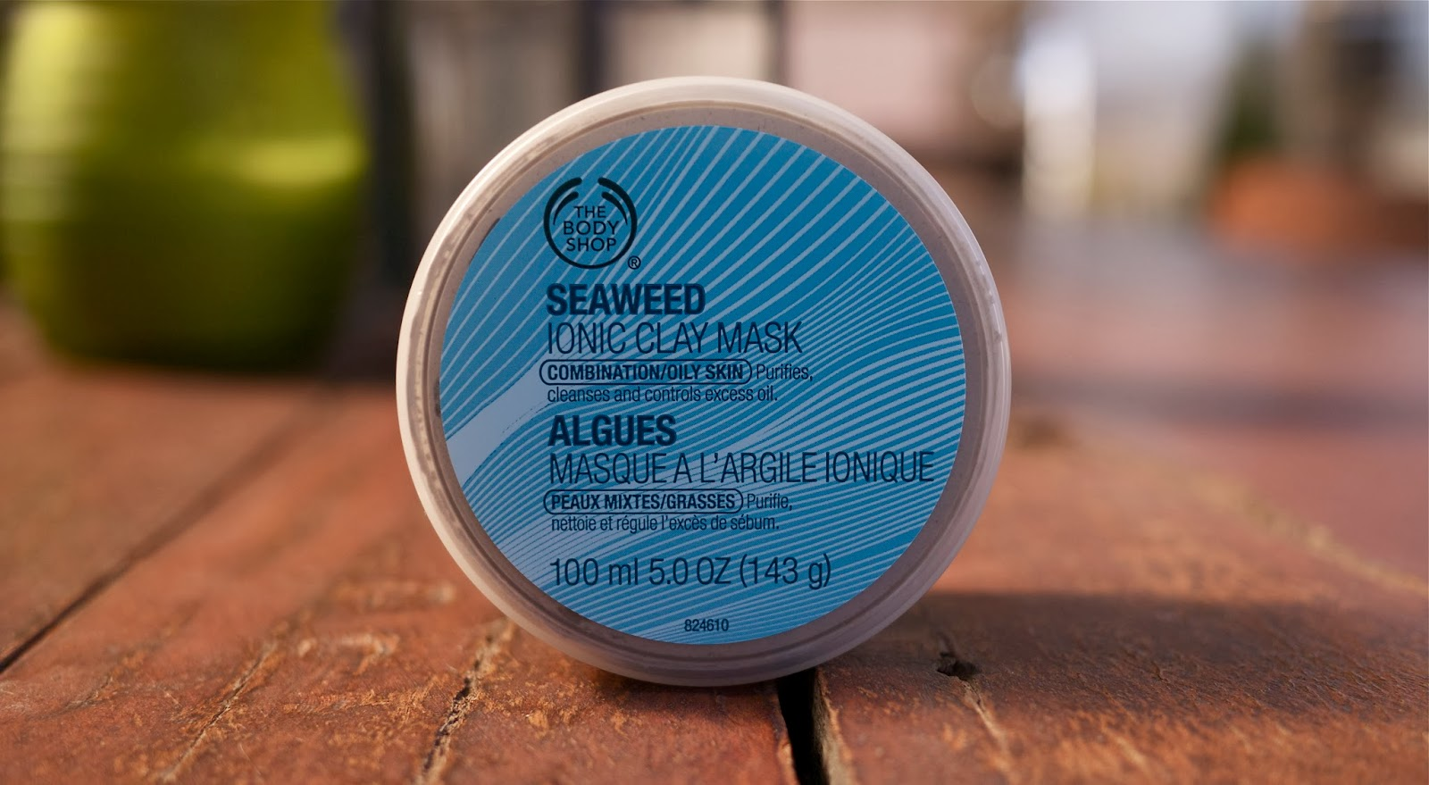 Born to Buy: The Body Shop Seaweed Ionic Clay Mask Review
