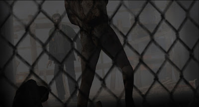 Lying figure Silent Hill 2