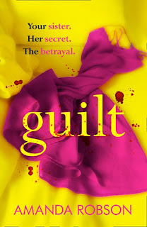 Book Review and GIVEAWAY: Guilt, by Amanda Robson