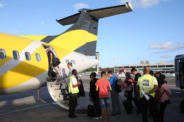 Novo voo Petrolina-Salvador incrementa turismo no norte da Bahia