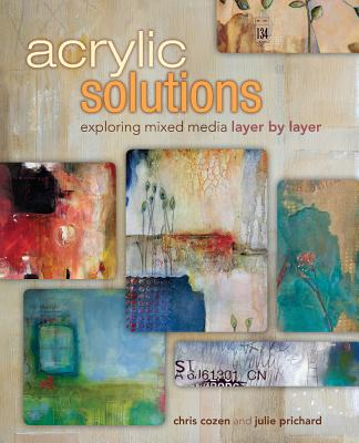 Whoopidooings: Carmen Wing - Acrylic Solutions by Chris Cozen & Julie Prichard * A book review