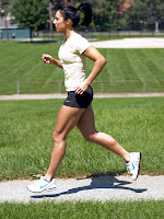 jogging calves