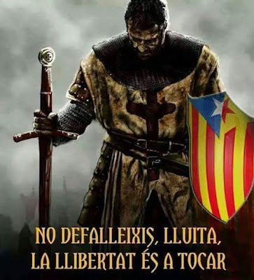 No defalleixis , lluita, la llibertat és a tocar
