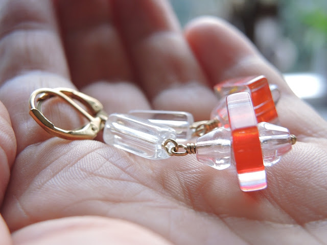 free tutorial for earrings