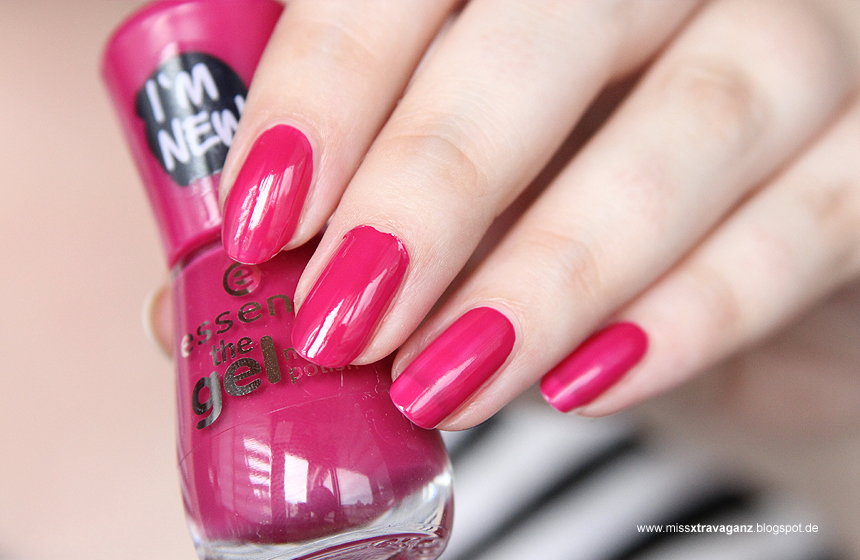 [Nagellack] Essence Cosmetics - The Gel Nailpolish - Farbupdate Herbst / Winter 2016 | Miss Von ...