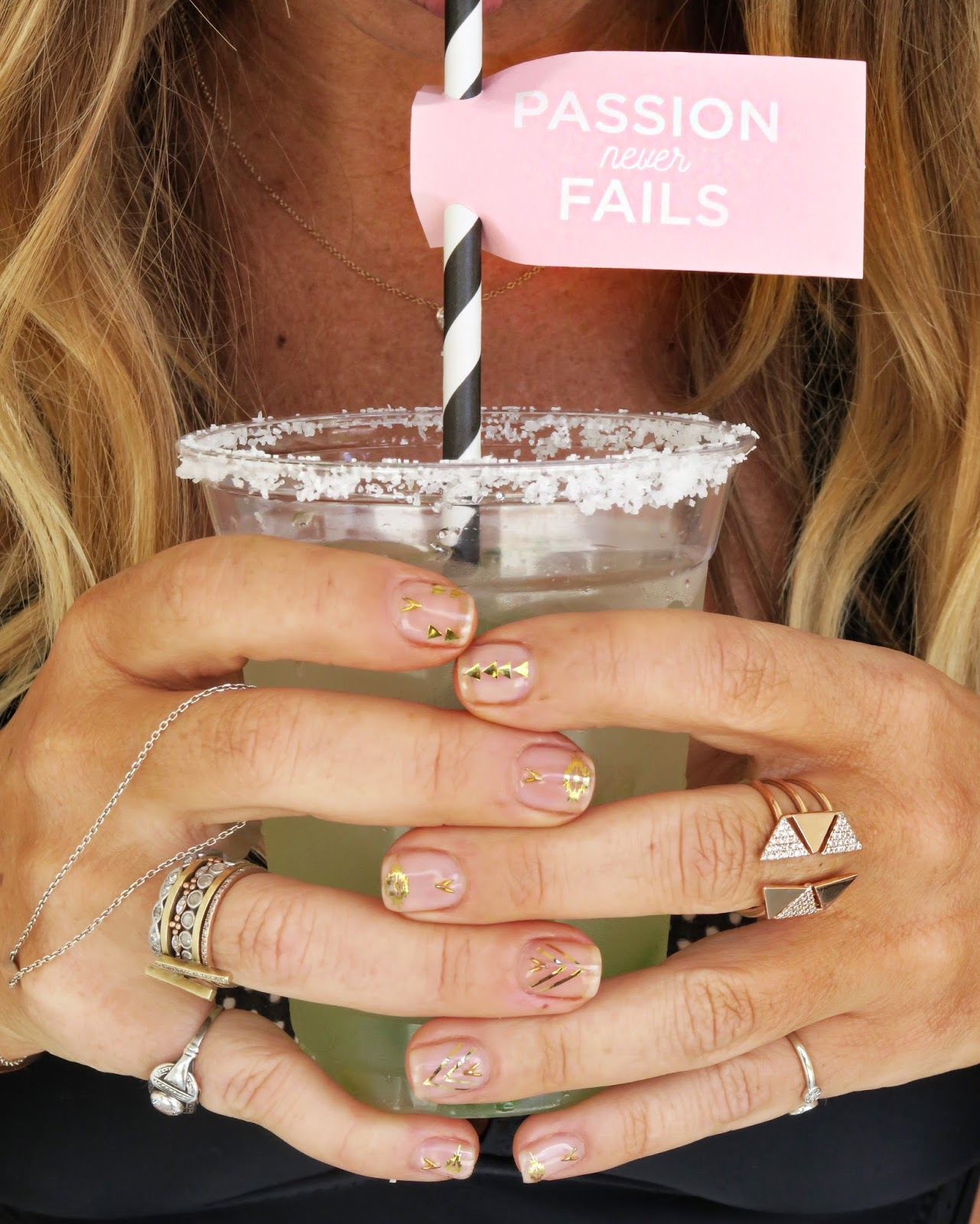 custom straws, for your party, girls getaway weekend, w hotel los angeles, poolside hangout