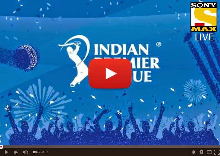 KKXIP vs KKKR IPL 2015 live streaming