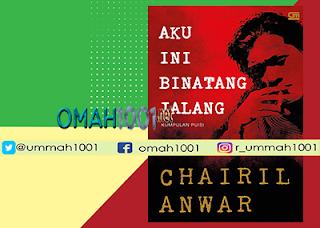E-Book: Kumpulan Puisi Chairil Anwar