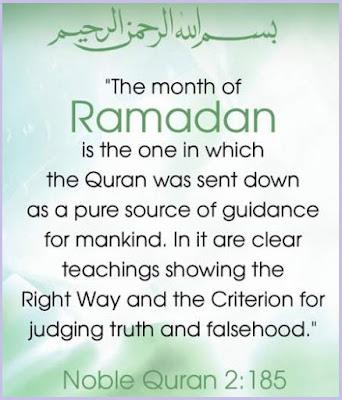 Ramadan Quotes PICS