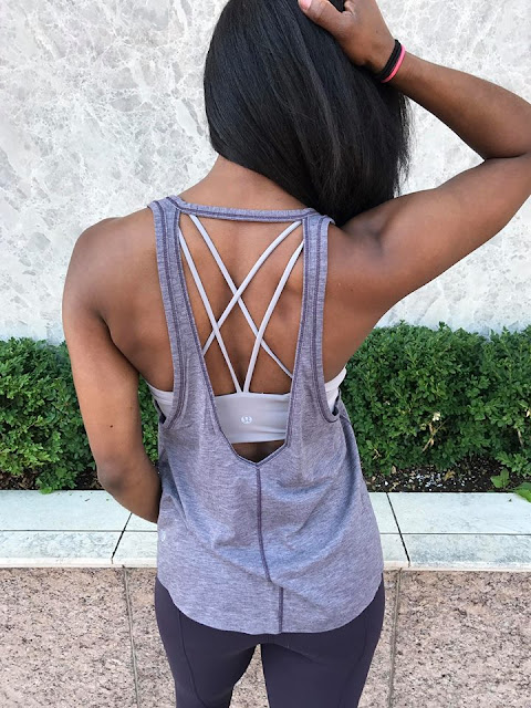 lululemon  intended-tank pushing-limits-tight-bra