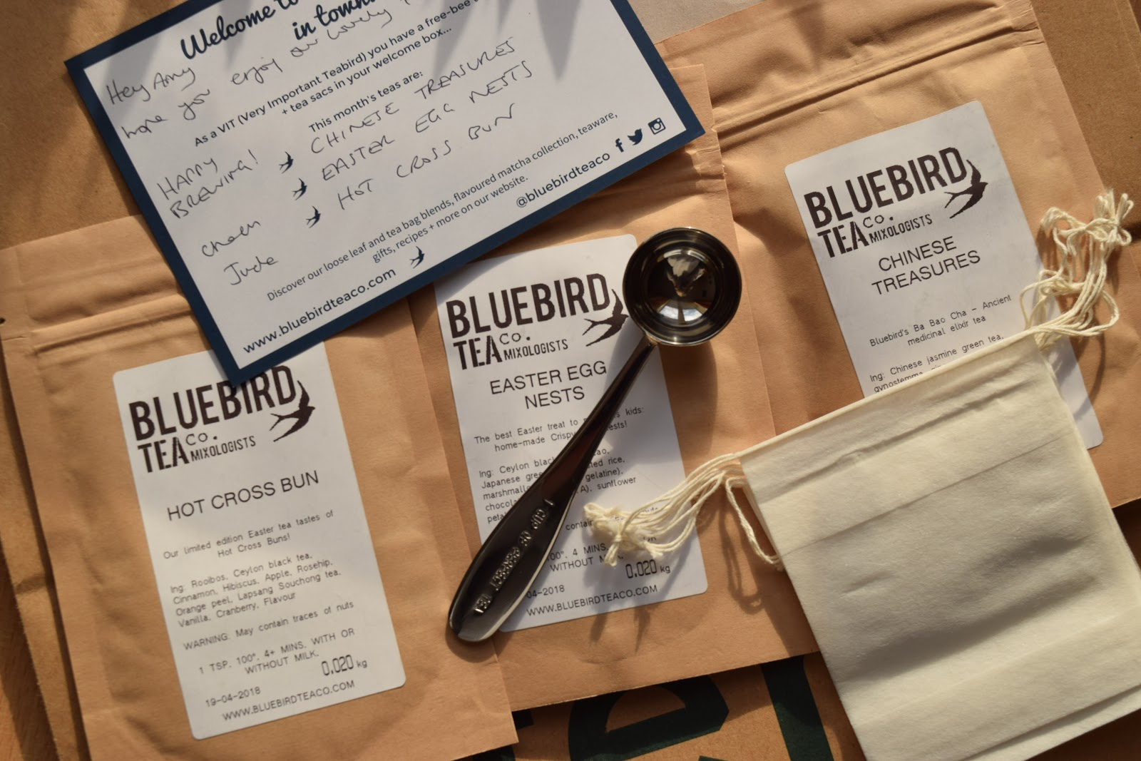 Bluebird tea co tea club
