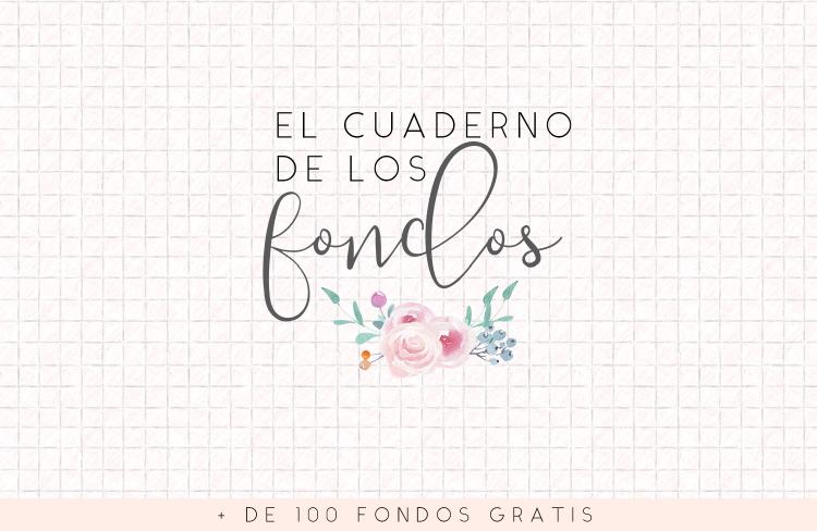 Creative Mindly El Cuaderno De Los Fondos