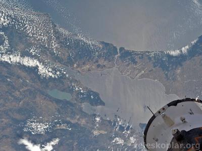 uzaydan türkiye resimleri