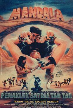 Mandala Penakluk Satria Tartar (1988) VCDRip