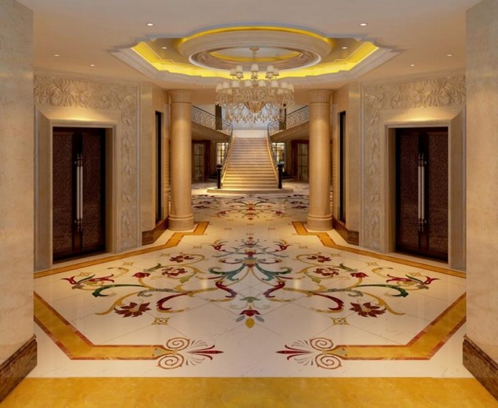 marble tile good for bathroom floor design ideas   New 50 marble floor tile designs for living room and ...