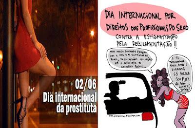 Resultado de imagem para dia internacional da prostituição