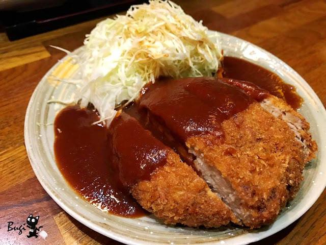 台北雙連站/名古屋台所 味噌漢堡排超厚實下飯 重口味雞翅吮指回味