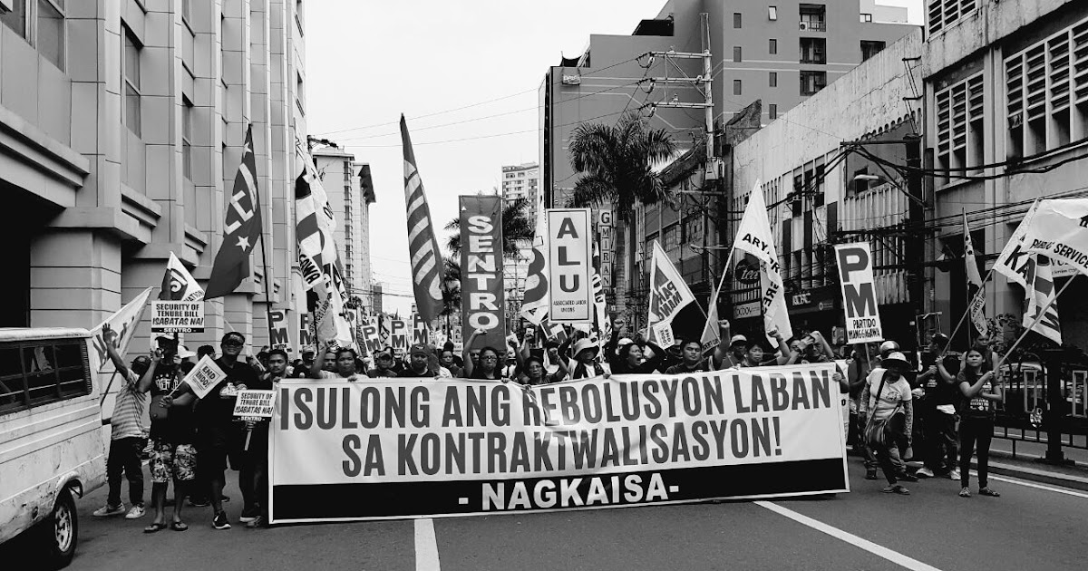 public sector unionism in the philippines Many supporters of public sector unions suggest there are no meaningful differences between public and private sector unions when the california policy center is.