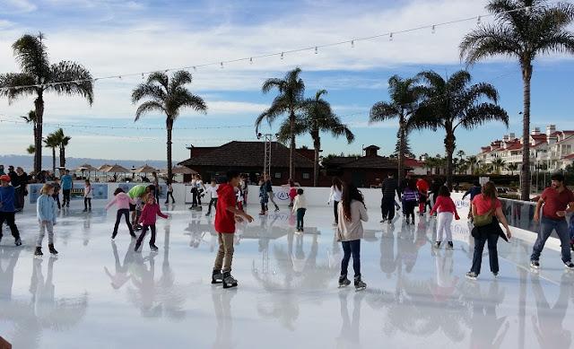 Clima no Natal em San Diego