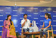 Nani Keerthi Suresh at Facebook Hyd Office
