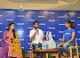 Nani Keerthi Suresh at Facebook Hyd Office-thumbnail