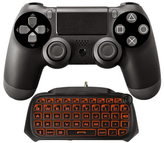 Type Pad & Data Bank, Best Accessories PlayStation 4